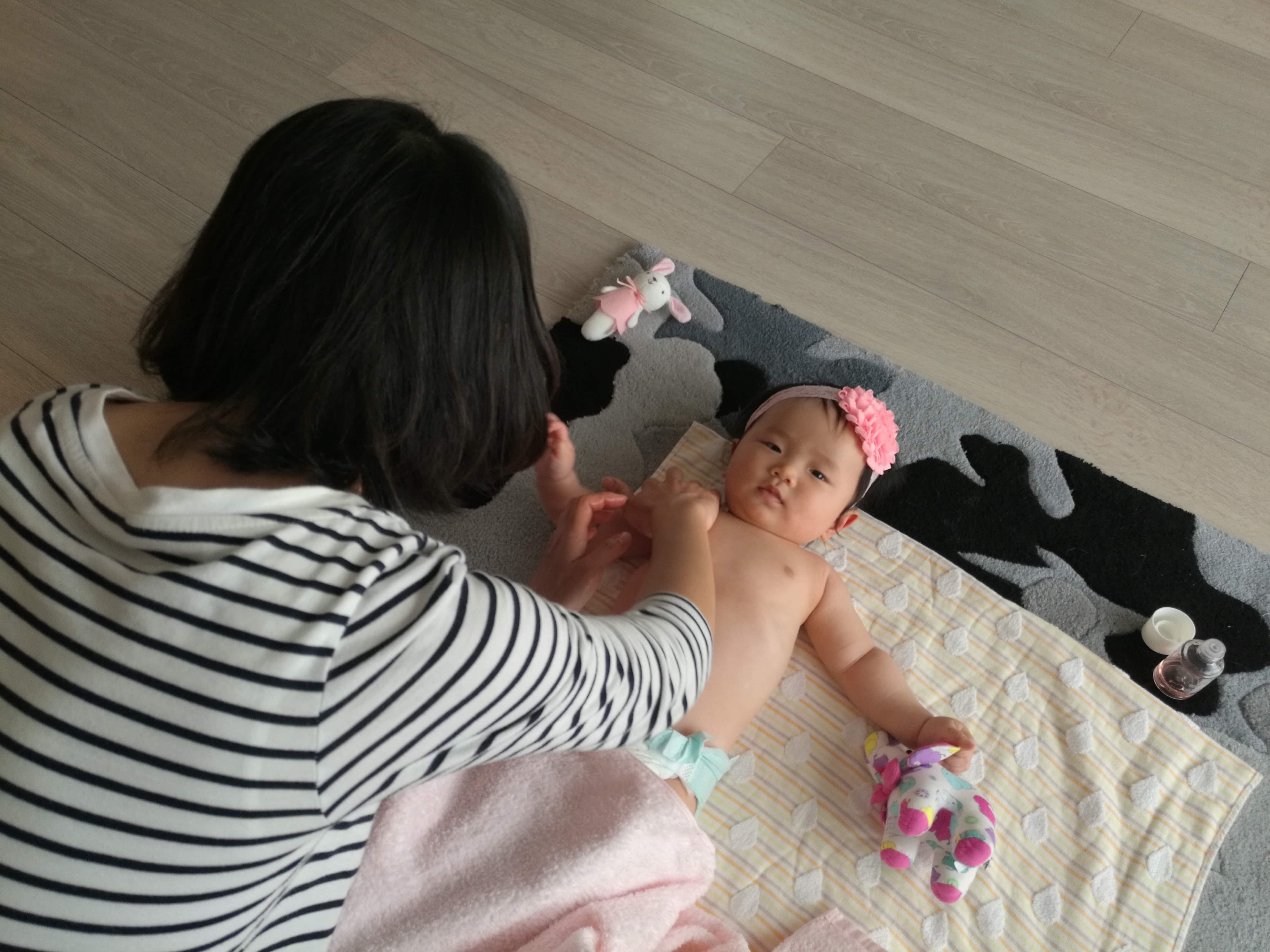 atelier massage bebe japonais