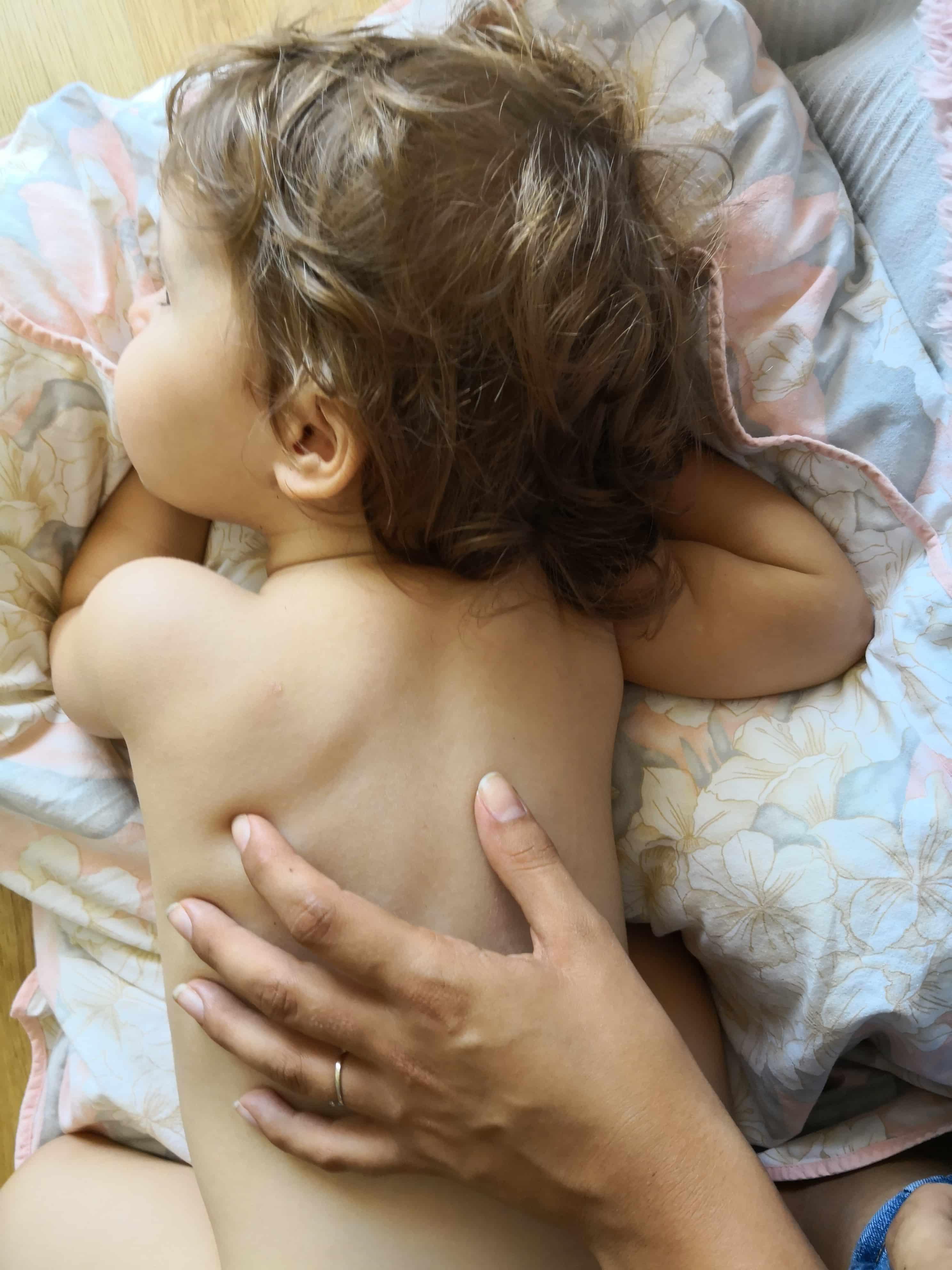 atelier massage bebe