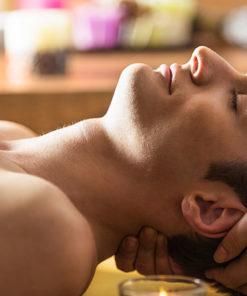 massage cuir chevelu pour homme à lyon