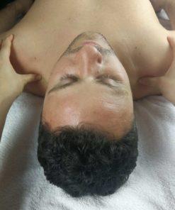 cadeau de naissance massage papa à lyon