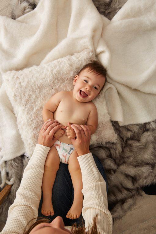 Apprendre à masser bébé à lyon